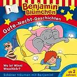 Wo ist Winnie Waschbär?: Benjamin Blümchen - Gute-Nacht-Geschichten 1