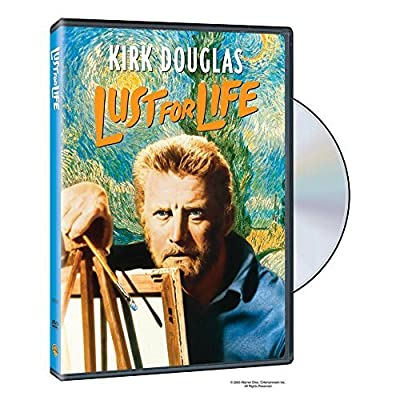 Lust for Life 1956 Kirk Douglas Anthony Quinn (widescreen edition)