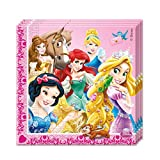 Disney Princess 2-Ply Paper Napkins - BV82647 - 20Pcs