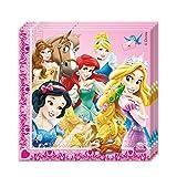 Disney Princess 2-Ply Paper Napkins - BV82647 - 20Pcs