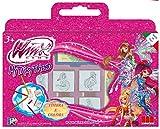 Multiprint - 7827 - Loisirs Creatif - Valisette 7 Tampons -  Winx...