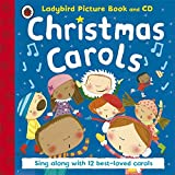 Ladybird Christmas Carols Book and Cd (Book & CD)