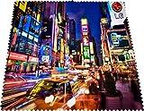Designer Mikrofaser Brillen Putztuch Brillentücher Stadt City Taxi Bunt Werbung schönes Design schick NEU 100DBPZ2228