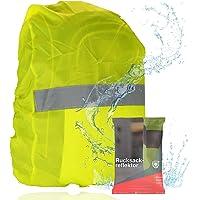 TK Gruppe Timo Klingler Rucksack Schulranzen Regenschutz Regencape Regenhülle - ultrahell & starkreflektierend…