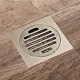 Boden auslaufen und große Hubraum grün antiodorant Bodenablauf Waschmaschine Bodenablauf