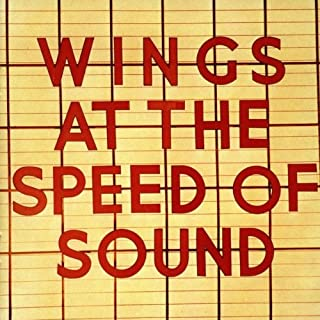 At The Speed Of Sound by Paul McCartney & The Wings (B00000721C) | Amazon Products