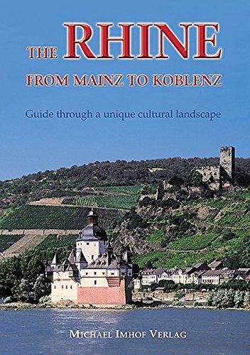The Rhine from Mainz to Koblenz. Englische Ausgabe -
