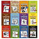 Diary of a Wimpy Kid Set Collection - 12 Books NEW By Jeff Kinney