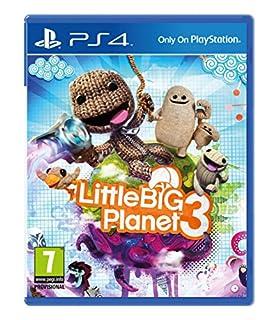 LittleBigPlanet 3 (PS4) (B00KL3W5YA) | Amazon price tracker / tracking, Amazon price history charts, Amazon price watches, Amazon price drop alerts