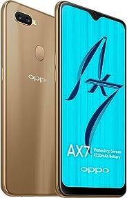 Oppo AX7 64 GB Akıllı Telefon, Altın, (Oppo Türkiye Garantili)