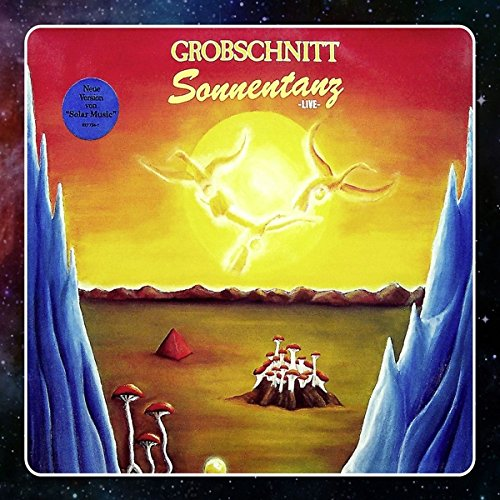 Grobschnitt: Sonnentanz - Live (2015 Remastered) (Audio CD)