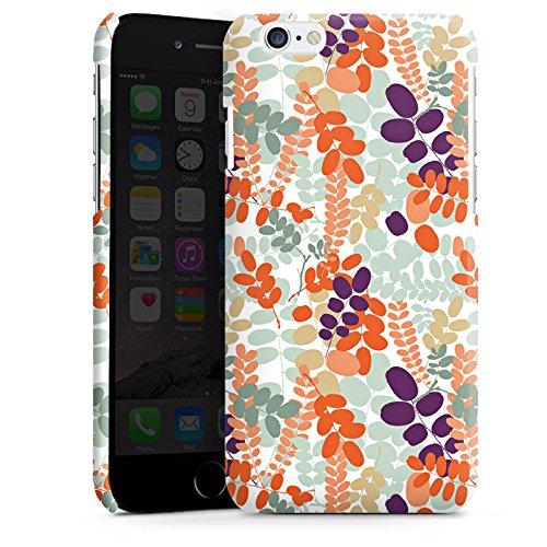 Apple iPhone 6 Housse Étui Silicone Coque Protection Ornements Motif Motif Cas Premium brillant