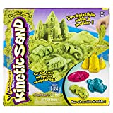Spin Master 6029059 - Kinetic Sand - Box Set (454 g) - Grün
