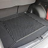 dwt-Germany AUto Alimentazione 8gancio flessibile nylon bagagliaio di un' auto universale auto e rete rete bagagli misura universale per tutti i tipi di veicolo combinato SUV elastico di nylon bagagliaio auto della rete bagagli ladungs della rete