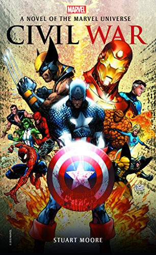 Civil War (Marvel novels)