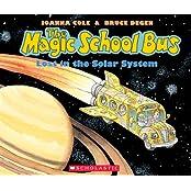 Magic School Bus: Lost in the Solar System [With Paperback Book] (Magic School Bus (Audio))