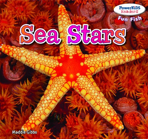 Sea Stars (Powerkids Readers: Fun Fish)