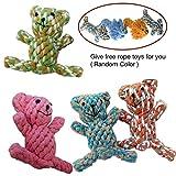 newin-Motiv, geflochten mit Hundeleine, Seil-Spielzeug, für Welpen Katzen Kauen Spielzeug