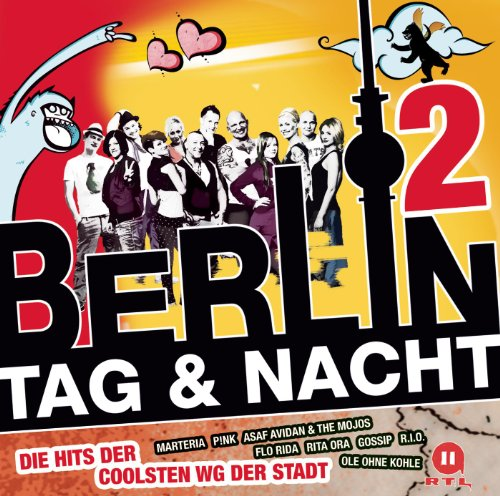 Berlin - Tag & Nacht, Vol. 2 (inkl. Video)