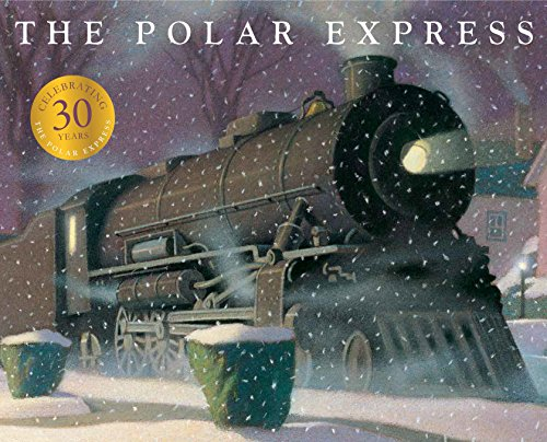 The Polar Express: 30th Anniversary Edition por Chris Van Allsburg