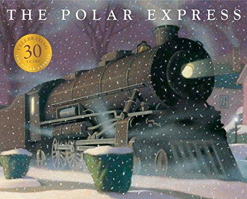 The Polar Express: 30th Anniversary Edition por Chris Van Allsburg
