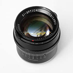 Ttartisan 50 Mm F1 2 Objektiv Aps C Kamera Objektiv Kamera