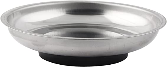 Tuftul TUF-1072 Round 6 inch Magnetic Parts Tray