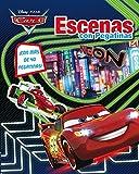 Cars Neon. Escenas con pegatinas (Disney. Cars)