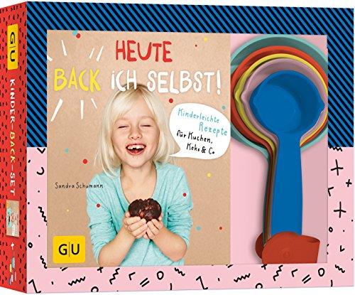 Heute back\' ich selbst!: Kinderleichte Rezepte für Kuchen, Keks & Co. (GU BuchPlus)