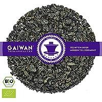 """N° 1334: Tè verde biologique in foglie """"Pinhead della polvere da sparo"""" - 500 g - GAIWAN® GERMANY - tè in foglie, tè bio, China"""