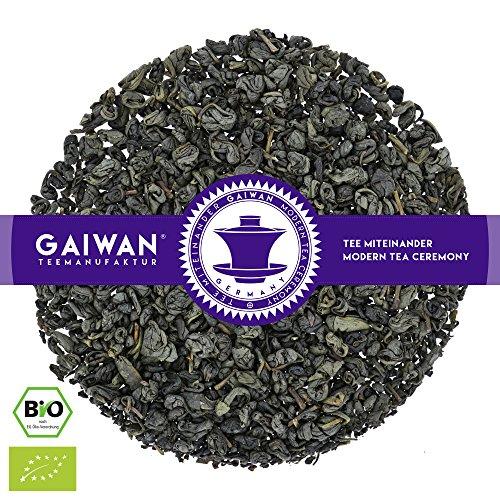 Gunpowder Pinhead - Bio Grüner Tee lose Nr. 1334 von GAIWAN, 500 g