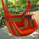 Holzenplotz Hängesessel Hängematte Hängestuhl aus Baumwolle mit 2 Kissen 3 Größen lieferb. Größe XXL 164