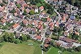 MF Matthias Friedel - Luftbildfotografie Luftbild von Kirlesstraße in Sachsenheim (Ludwigsburg), aufgenommen am 06.08.09 um 12:29 Uhr, Bildnummer: 5436-66, Auflösung: 6048x4032px = 24MP - Fotoabzug 50x75cm