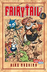 Fairy Tail, Band 1