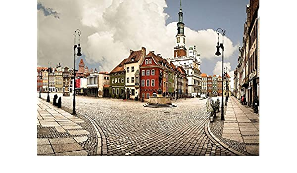 Welt Der Traume Photo Wallpaper Mural Poznan Polish City P4