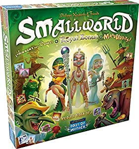 Asmodée - Smallworld - Power Pack N ° 2, sw132, Juegos de Mesa