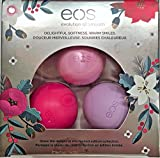 EOS Holiday 2016Limited Edition Lip Balm Honey Apple, Passion Fruit & Wild Berry immagine