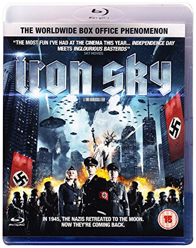 Iron Sky Blu Ray Digital Copy