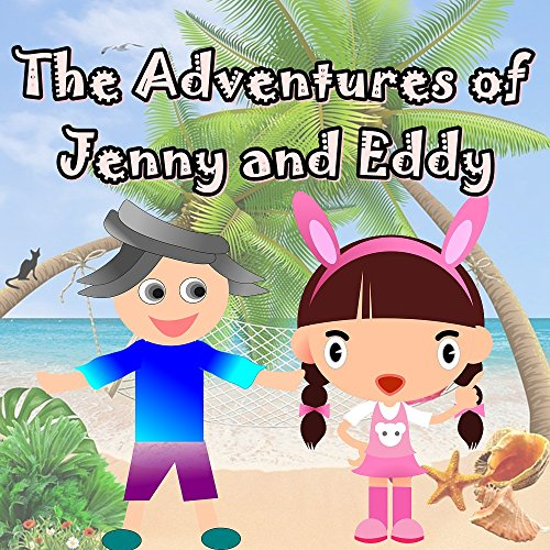 Children's Books: The Adventures of Jenny and Eddy: Illustration Book (kids books Ages 3-8),Short Stories for Kids, Kids Books, Bedtime Stories For Kids, Early Readers,Books For Kids (English Edition) (Queen Tiere City)