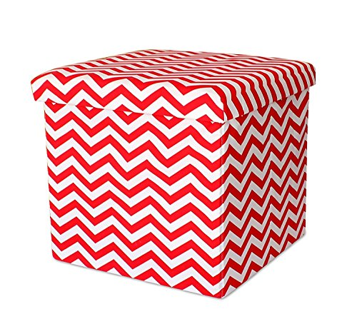 Marvelous Tiedribbons Collapsible Ottoman Cum Storage Stools Caraccident5 Cool Chair Designs And Ideas Caraccident5Info