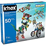 K'Nex Knex – Imagine – Set Construction – Innovation Boxed 50 Models, 12417