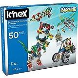 K'Nex Knex–Imagine–Set Construction–Innovation Boxed 50Models, 12417