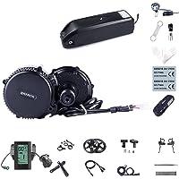 Bafang Elektrofahrrad-Kit Mittelmotor BBS02B 48V 750W Umbausatz Ebike-Komponenten-Kit oder Mittelmotor mit 48V 11.6/13…