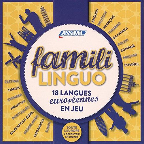 Famililinguo- Jeu