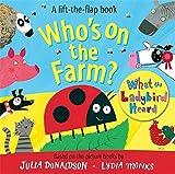 Who's on the Farm? A What the Ladybird Heard...