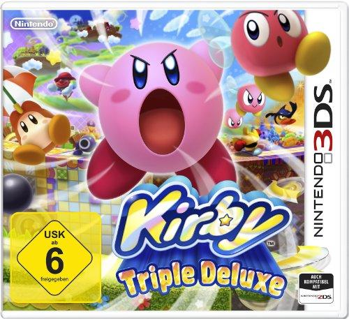 Kirby: Triple Deluxe - [Nintendo 3DS]