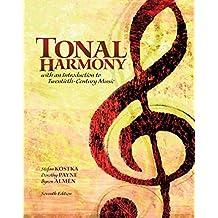 Tonal Harmony with an Introduction to Twentieth-Century Music