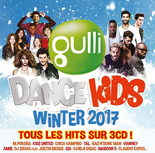 Gulli dance kids winter 2017 / M. Pokora, Rag'N'Bone Man, Dj Snake,... [et al.], interpr. |