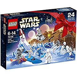 LEGO Star Wars - Calendario de Adviento, juegos de construcción (75146)