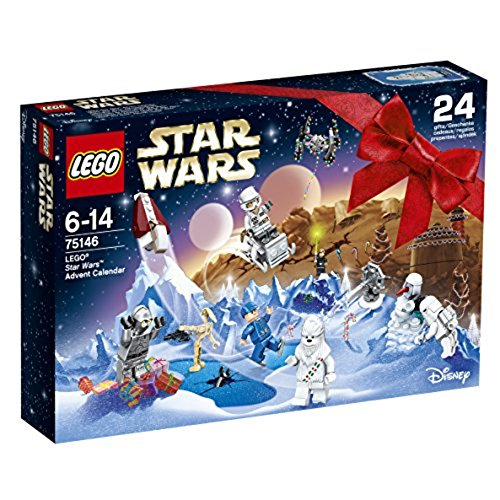 LEGO Star Wars 75146 - Adventskalender (Lego Star Wars Naboo Battle)